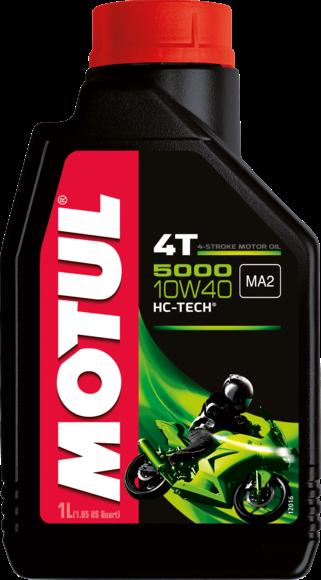 Olej silnikowy Motul 5000 10W40 1L Półsyntetyczny