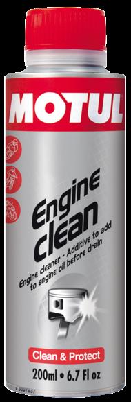 Dodatek do oleju czyszczący silnik Motul Engine Cl