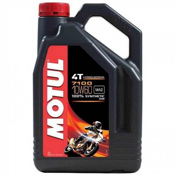 Olej silnikowy Motul 7100 10W60 4L Syntetyczny