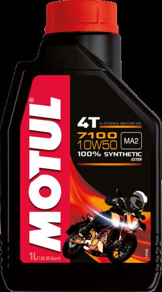 Olej silnikowy Motul 7100 10W50 4T 1L syntetyczny