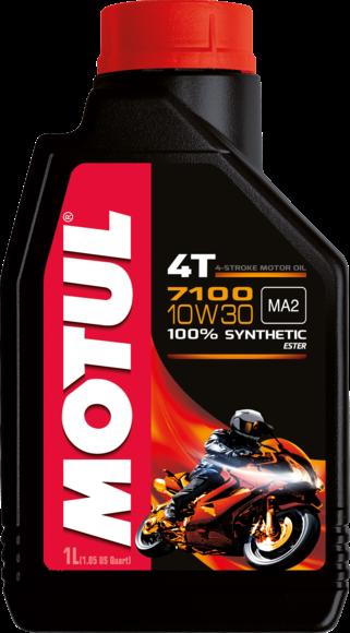 Olej silnikowy Motul 7100 10W30 1L Syntetyczny