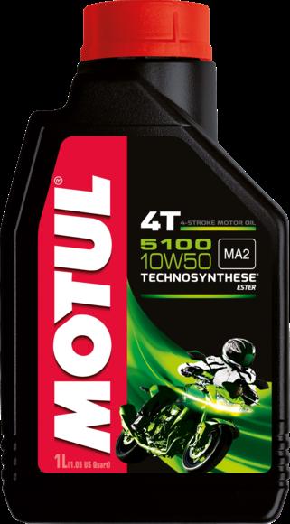 Olej silnikowy Motul 5100 10W50 1L Półsyntetyczny