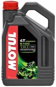 Olej silnikowy Motul 5100 10W30 4L Półsyntetyczny