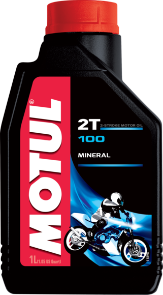Olej silnikowy Motul Motomix 100 2T 1L Mineralny