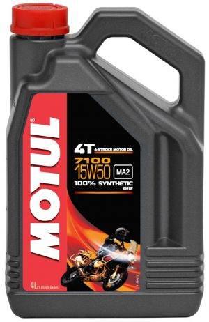 Olej silnikowy Motul 7100 15W50 4L Syntetyczny