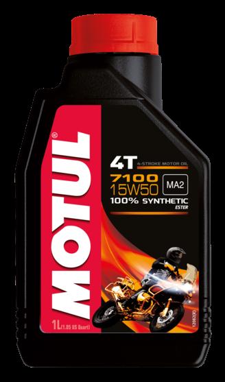 Olej silnikowy Motul 7100 15W50 1L Syntetyczny