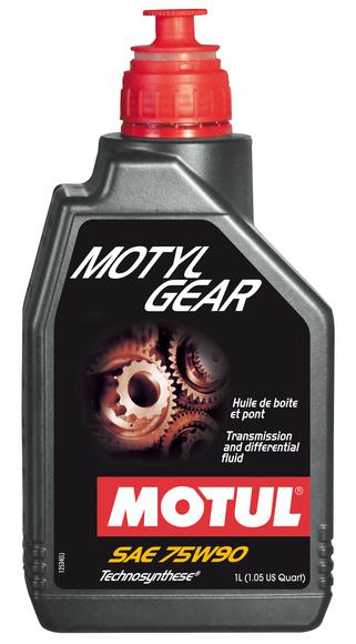 Olej przekładniowy Motul Motylgear 75W90 1L Półsyn