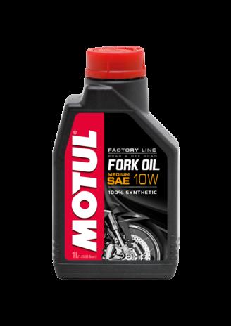 Olej do teleskopów Motul Fork Oil 10W Factory Line