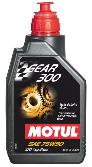 Olej przekładniowy Motul Gear 300 LS 75W90 1 L.
