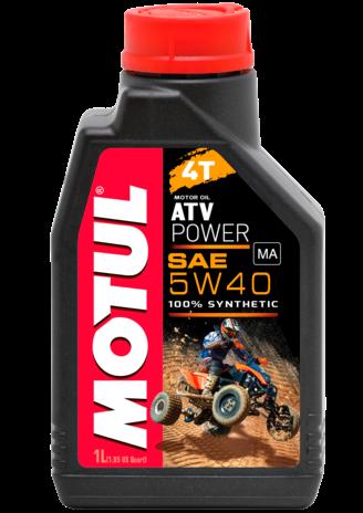 Olej silnikowy Motul ATV Power 4T 5W40 1 L. syntet