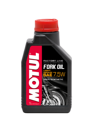 Olej do teleskopów Motul Fork Oil 7,5W Factory Lin