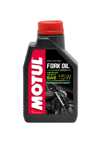 Olej do teleskopów Motul Fork Oil 15W 1L Półsyntet