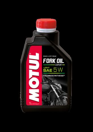 Olej do teleskopów Motul Fork Oil 5W 1L Półsyntety