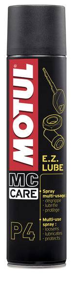 Smar uniwersalny w spray-u Motul P4 E.Z. Lube 0,4L