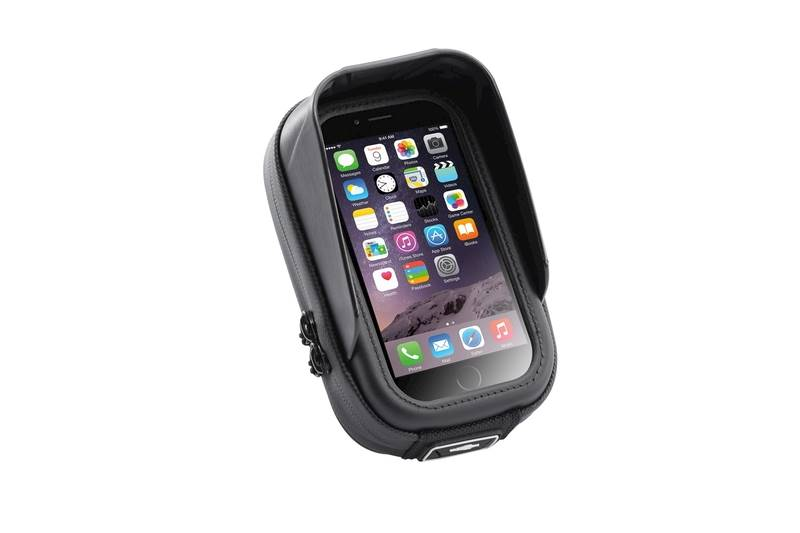 Pokrowiec na GPS/telefon NAVI CASE S (150X87X42MM)