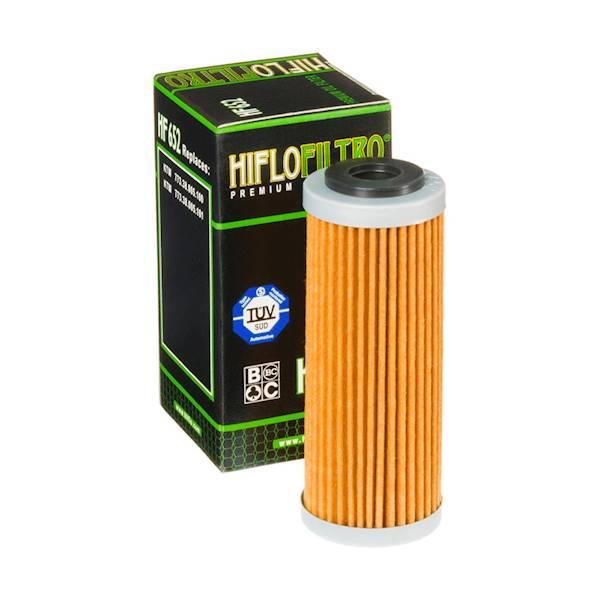 Filtr oleju HifloFiltro HF652