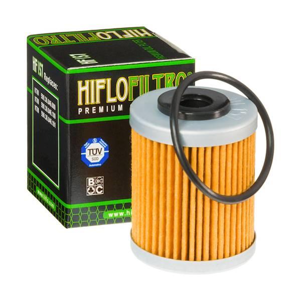 Filtr oleju HifloFiltro HF157 krótki