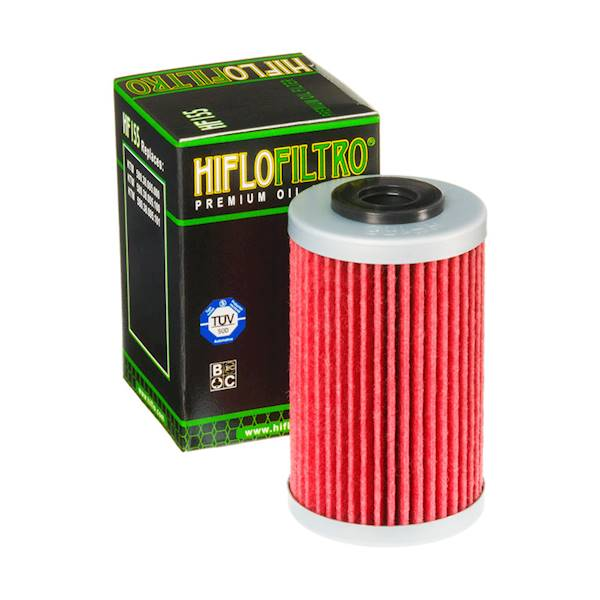 Filtr oleju HifloFiltro HF155 długi