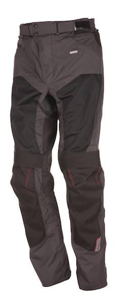 Modeka Spodnie UPSWING czarne-szare