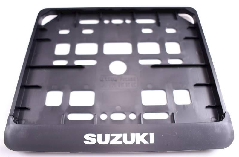 Suzuki ramka do tablicy rejestracyjnej motocyklowe