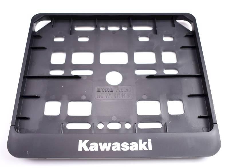 Kawasaki ramka do tablicy rejestracyjnej motocyklo