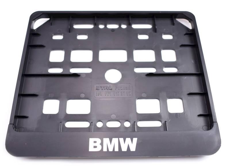 BMW ramka do tablicy rejestracyjnej motocyklowej