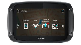 TomTom Rider 550 Nawigacja