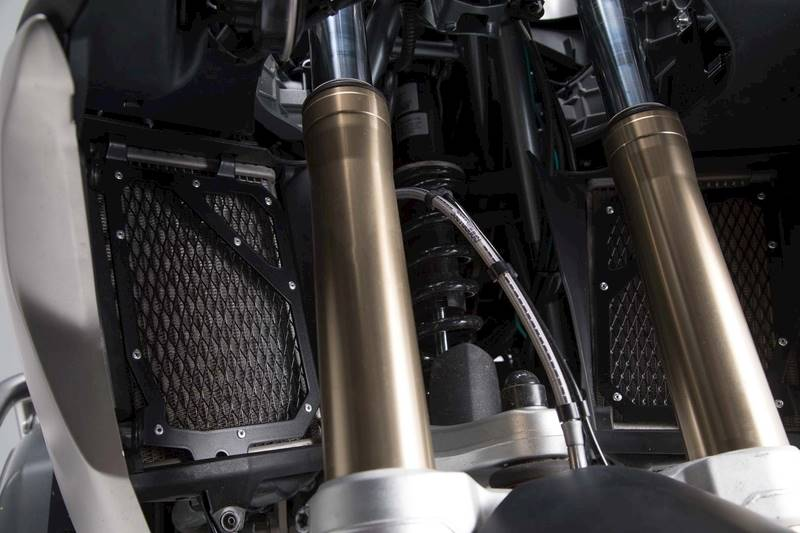 Osłona chłodnicy BMW R1200GS LC (16-) R1250GS (18-