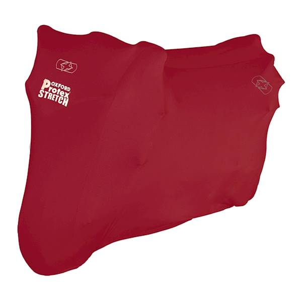 OXFORD POKROWIEC NA MOTOCYKL PROTEX STRETCH RED