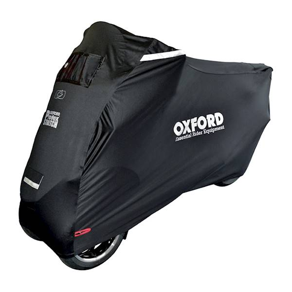 OXFORD POKROWIEC NA MOTOCYKL PROTEX STRETCH ROZ MP