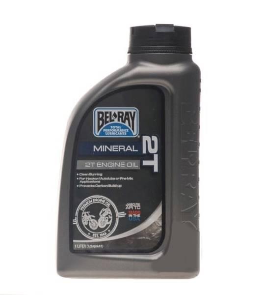 Olej Bel-Ray Mineralny 2t 1l