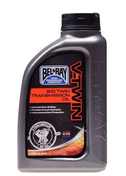 Olej Bel-Ray Big Twin Przekładniowy 1l