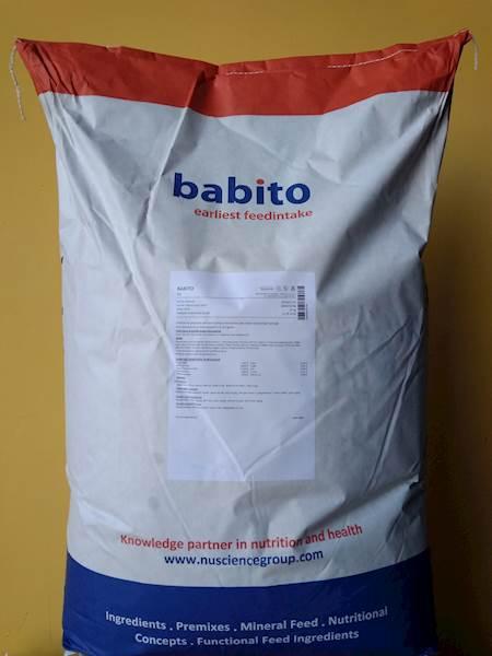 Pasza dla prosiąt BABITO a 25kg ***