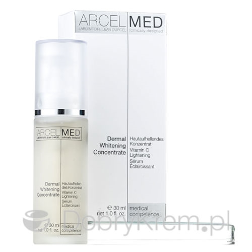 ArcelMed Dermal Whitening Concentrate 30 ml
