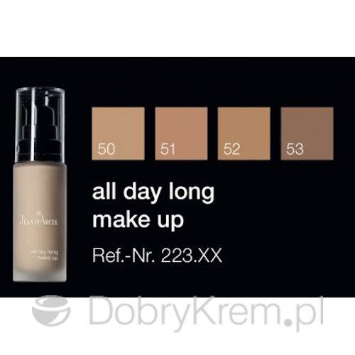 Jean D'Arcel Brillant All Day Make Up odcień 52 30 ml