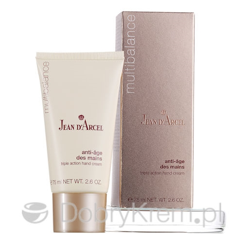 Jean D'Arcel Multibalance Anti-Age des Mains 75 ml