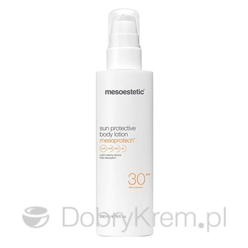 MESOESTETIC Mesoprotech body lotion SPF30 200ml