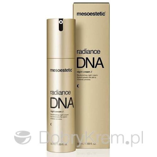 MESOESTETIC Radiance DNA krem remodelujący na noc