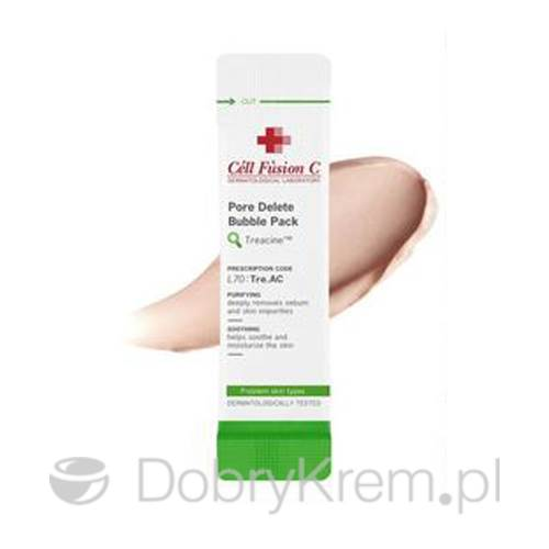 Cell Fusion Pore Delete Bubble Pack 12x5g