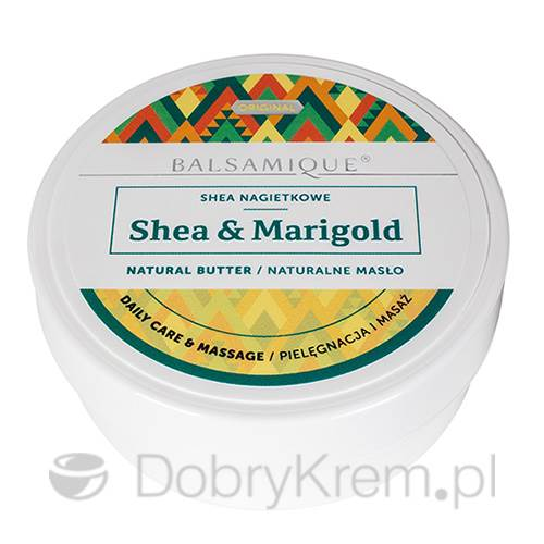 BALSAMIQUE Masło Shea&Marigold 80 g