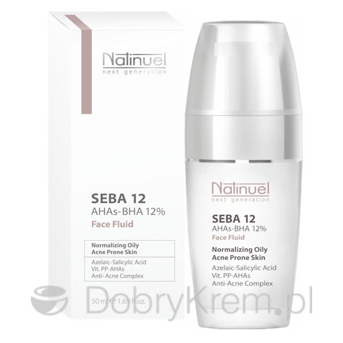 NATINUEL Seba fluid 12 50 ml