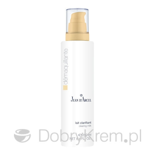 Jean D'Arcel Lait Clarifiant - mleczko oczyszczające 250 ml