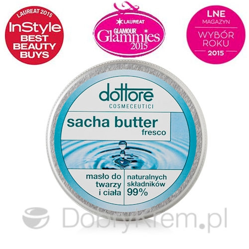 DOTTORE Sacha Butter FRESCO masło 50 ml