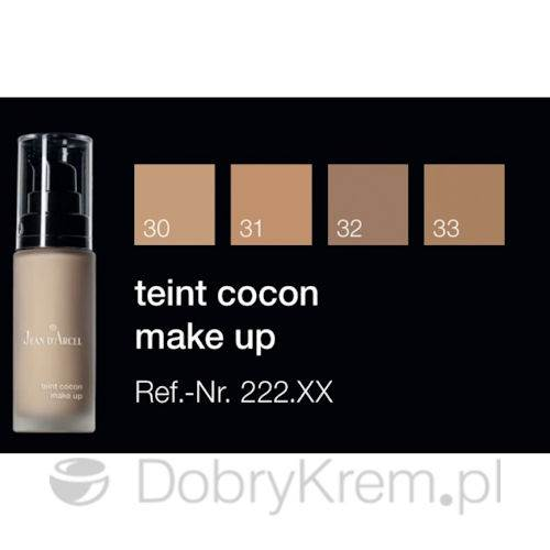 JDA Brillant Fluide Teint Cocon odcień 32 30 ml
