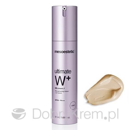 MESOESTETIC Ultimate W+ whitening krem BB 50 ml