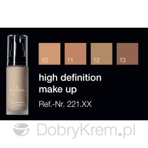 JDA Brillant HD Make Up odcień 12 30 ml