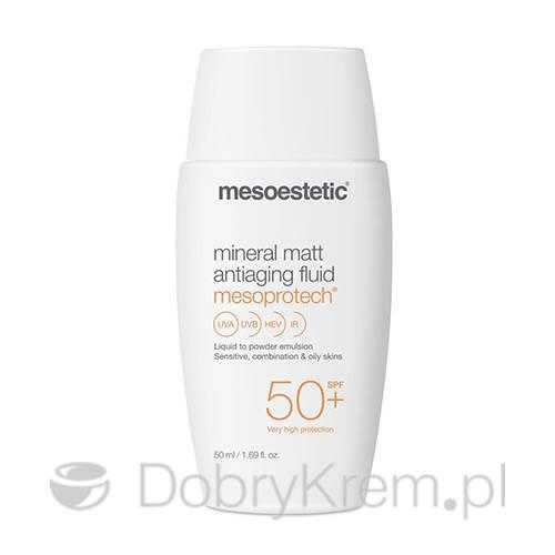 MESOESTETIC Mesoprotech mineral matt SPF50 50 ml