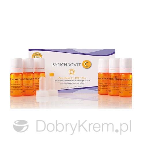 SYNCHROVIT C 6 flakonów x 5 ml