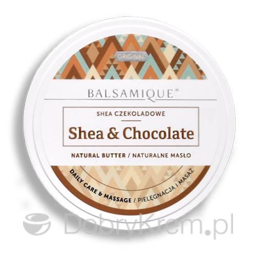 BALSAMIQUE Masło Shea&Chocolate 80 g