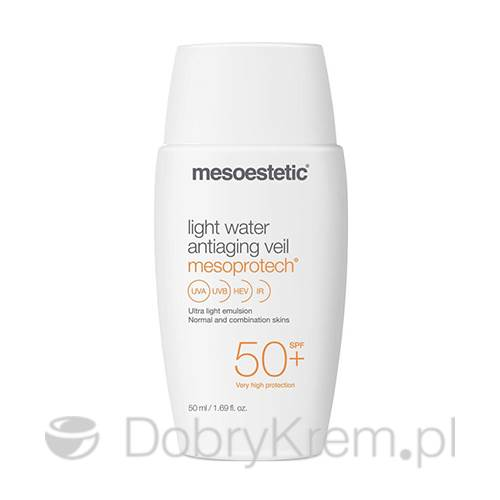 MESOESTETIC Mesoprotech light water SPF50 50ml